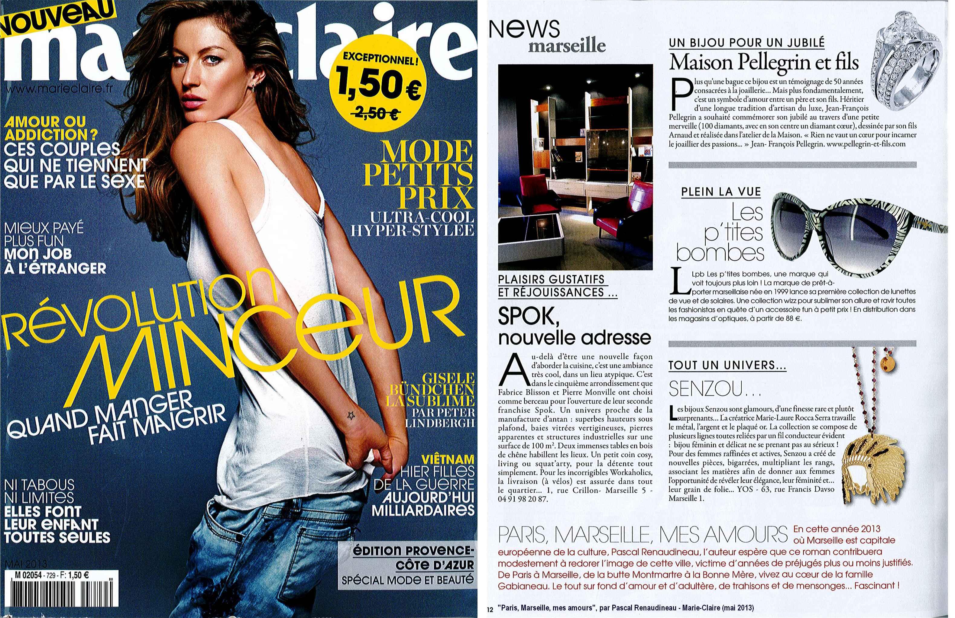 Le magazine SecondSexe - La culture du plaisir fminin