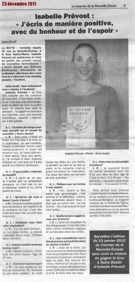 IsabellePrevost_LeCourrierdelaNouvelle-Ecosse_2011-12-23_LOW
