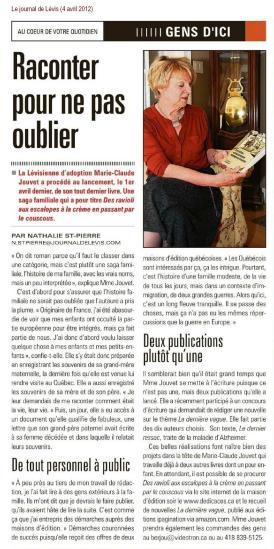 Marie-ClaudeJouvet_LejournaldeLevis_2012-04-04_LOW